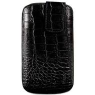 iCandy Mobile Sleeve Croco für Samsung Galaxy S3, schwarz