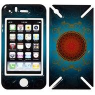 iCandy New Skin³ Gelschutz Oriental Night für iPhone 3G
