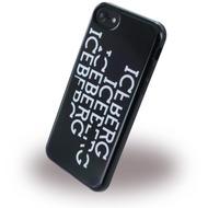 Iceberg Block - Silikon Hülle /  Handyhülle - Apple iPhone 6/ 6s/ 7 - Schwarz