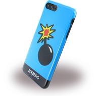 Iceberg Iceberg - SilikonCover - Apple iPhone 7 Plus - Bomb