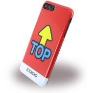 Iceberg Iceberg - SilikonCover - Apple iPhone 7 Plus - Top