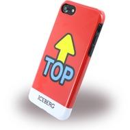 Iceberg Iceberg - SilikonCover - Apple iPhone 7 - Top