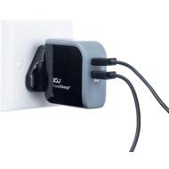 ICU Dual-USB-Reiseladegerät TravelCharge+ (3,1A)