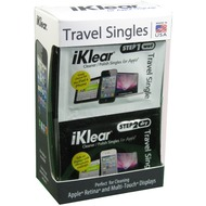iKlear Travel Singles, 12-Pack Reinigungstuch für iPhone, iPad, oder MacBook Bildschirme