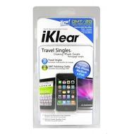 iKlear Travel Singles Reinigungstücher, 20-Pack