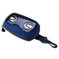 iLuv Stereo Lautsprecher Tasche iSP120, blau