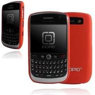 Incipio Feather für Blackberry Curve 8900, molina rot