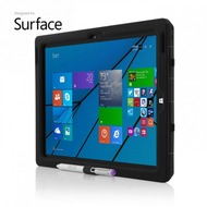 Incipio Capture Rugged Case mit Handschlaufe Surface Pro 3 schwarz MRSF-072-BLK