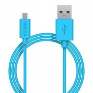 Incipio Charge/ Sync Micro-USB Kabel 1m cyan PW-200-CYN