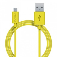 Incipio Charge/ Sync Micro-USB Kabel 1m gelb PW-200-YLW