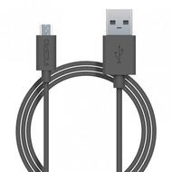 Incipio Charge/ Sync Micro-USB Kabel 1m grau PW-200-GRY