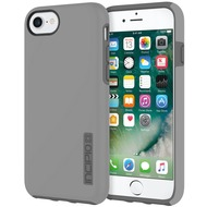 Incipio DualPro Case - Apple iPhone 7/ 6S - grau/ dunkelgrau