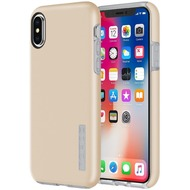 Incipio DualPro Case, Apple iPhone X, iridescent champagne