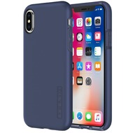 Incipio DualPro Case, Apple iPhone X, iridescent midnight blue