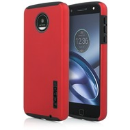 Incipio DualPro Case - Motorola Moto Z Play - rot /  schwarz