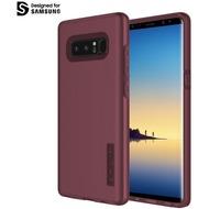 Incipio DualPro Case - Samsung Galaxy Note8 - rot (merlot)