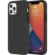 Incipio Duo Case, Apple iPhone 12/ 12 Pro, schwarz, IPH-1895-BLK