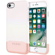 Incipio Edge Chrome Case - Apple iPhone 7 /  8 - weiß/ rose gold