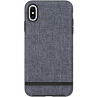 Incipio [Esquire Series] Carnaby Case, Apple iPhone XS Max, blau