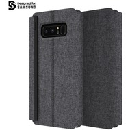 Incipio [Esquire Series] Carnaby Folio Case - Samsung Galaxy Note8 - grau