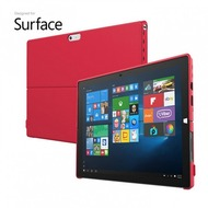 Incipio Feather Advanced Case Microsoft Surface Pro 4 rot MRSF-093-RED