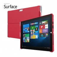 Incipio Feather Hybrid Case Microsoft Surface Pro 4 rot MRSF-092-RED