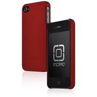 Incipio Feather für iPhone 4 /  4S, Iridescent Red
