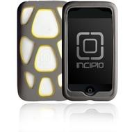 Incipio honu für iPod Touch 2G /  3G, grau-weiß-gelb