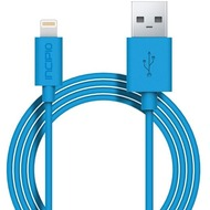 Incipio Lightning Lade- und Datenkabel (1m), blau