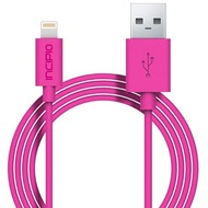 Incipio Lightning Lade- und Datenkabel (1m), pink