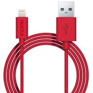 Incipio Lightning Lade- und Datenkabel (1m), rot