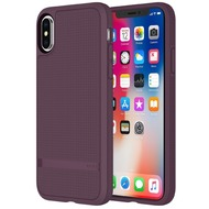 Incipio NGP Advanced Case, Apple iPhone X, plum