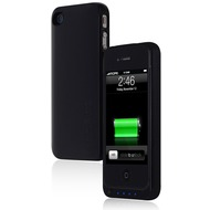 Incipio offGRID Battery Case 1450mAh f�r iPhone 4, schwarz