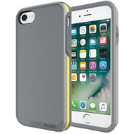 Incipio Performance Series Case [Ultra] - Apple iPhone 7 /  8 - grau/ gelb