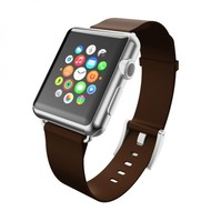 Incipio Premium Lederband Apple Watch 38mm Espresso (dunkelbraun) WBND-001-ESPRSO