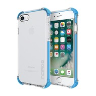 Incipio [Sport Series] Reprieve Case - Apple iPhone 7 /  8 - transparent/ cyan