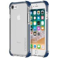 Incipio [Sport Series] Reprieve Case, Apple iPhone SE 2020 /  iPhone 8/ 7, blau/ transparent