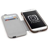 Incipio Watson Wallet für Samsung Galaxy S4, braun