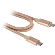 Innergie MagiCable - USB-C zu USB-C - Gold