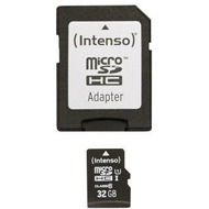 Intenso Micro SD Class 10 UHS-I, 32 GB