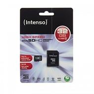 Intenso microSDHC Speicherkarte, Class10, 32 GB