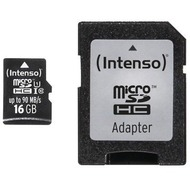 Intenso Micro SD UHS-I Professional, 16 GB