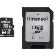Intenso Micro SD UHS-I Professional, 64 GB