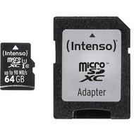 Intenso Micro SD UHS-I Professional, 64 GB