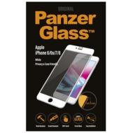 PanzerGlass iPhone 6/ 6s/ 7/ 8 /  White Privacy