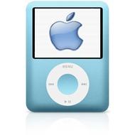 Apple iPod nano 8GB blau 3G