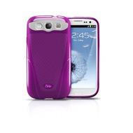 iSkin Vibes - Schutzhülle für Samsung Galaxy S3 - pink