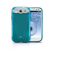 iSkin Vibes - Schutzhülle für Samsung Galaxy S3 - blau