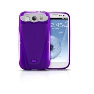 iSkin Vibes - Schutzhülle für Samsung Galaxy S3 - lila