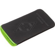 J-Straps Borussia Mönchengladbach Mobile Sleeve Size XL, Soft-Touch Neoprene. Passend für Smartphones bis zu einer Größe von 137x71 mm (z.B. Samsung Galaxy S3, Motorla RAZR HD, HTC One S, HTC One X)